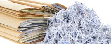 Niszczenie dokumentów / Eco Boxy